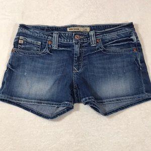 Big Star Casey flap pocket Shorts size 30